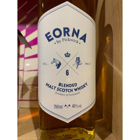 WHISKY EORNA BY PICKWICK