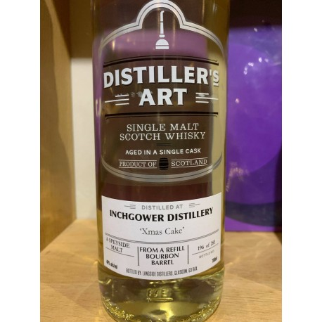 WHISKY DISTILLER'S ART, SINGLE MALT